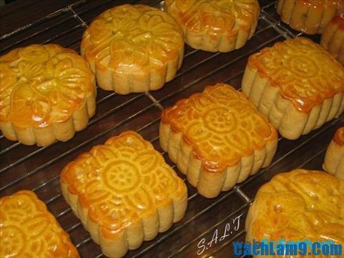 Cách làm bánh Trung thu nhân đậu xanh: Hướng dẫn các bước làm bánh trung thu nhân đậu xanh ngon, đẹp mắt tại nhà