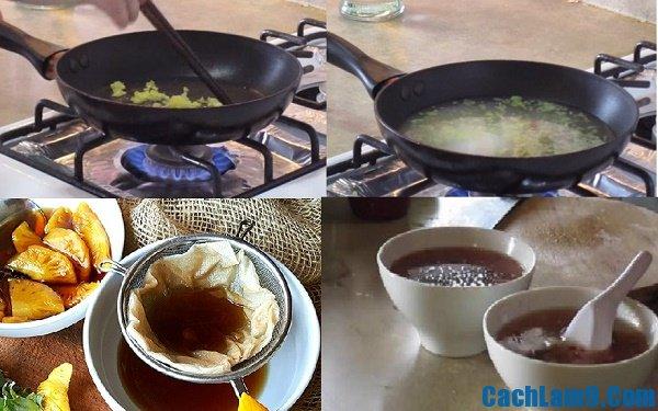Hướng dẫn cách làm nước mắm chay thơm ngon, chuẩn màu: Quy trình làm nước mắm chay đơn giản tại nhà