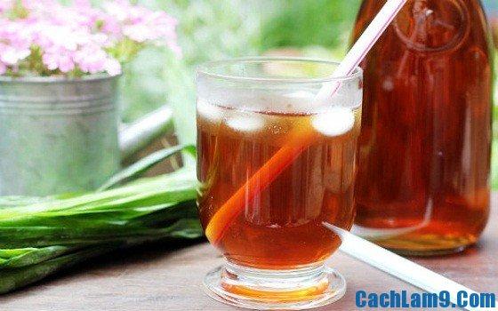 Cách nấu trà bí đao ngon mát, bổ dưỡng khỏi sợ nóng