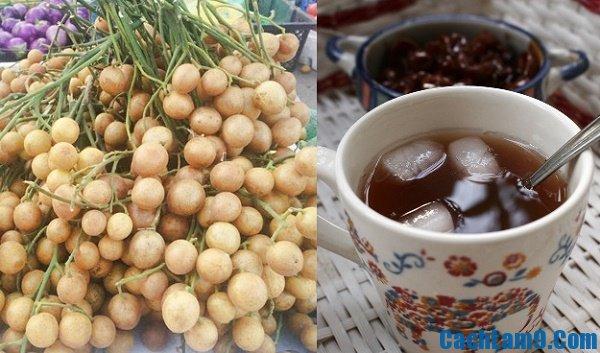 Nguyên liệu ngâm quất hồng bì: Tự ngâm quất hồng bì giải nhiệt mùa hè