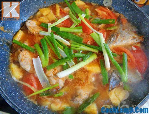 Thực hiện nấu bún cá ngừ, thuc hien nau bun ca ngu: Cách nấu bún cá ngừ ngon đúng chuẩn
