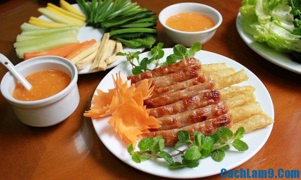 Thưởng thức ẩm thực khi du lịch Đà Lạt, thuong thuc am thuc khi du lich Da Lat