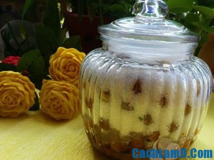 Hướng dẫn cách ngâm quất hồng bì thơm ngon, ngọt dịu: Chia sẻ bí quyết ngâm quất hồng bì