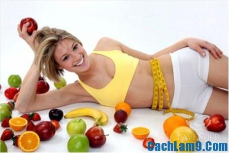 Cách giảm mỡ bụng nhanh nhất, những cách làm giảm mỡ bụng hiệu quả, đơn giản tại nhà