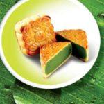 Cách làm bánh trung thu lá dứa