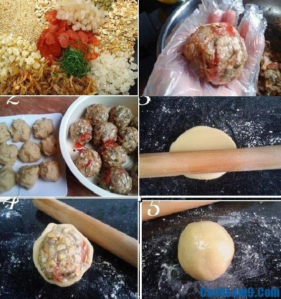 Hướng dẫn cách làm bánh trung thu thập cẩm gà quay: Bí quyết và các bước làm bánh trung thu thập cẩm gà quay ngon