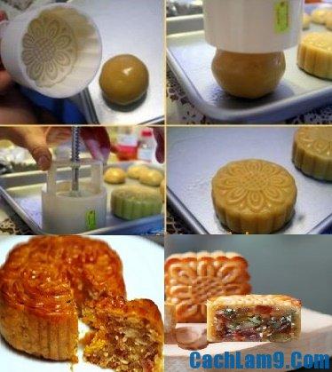 Làm bánh trung thu thập cẩm gà quay ngon: Hướng dẫn tự làm bánh trung thu thập cẩm gà quay