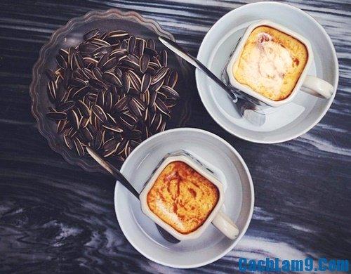 Cách làm cà phê trứng. công thức tự pha cafe trứng tại nhà