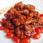 Cách làm gà rán KFC sốt cay kiểu Hàn
