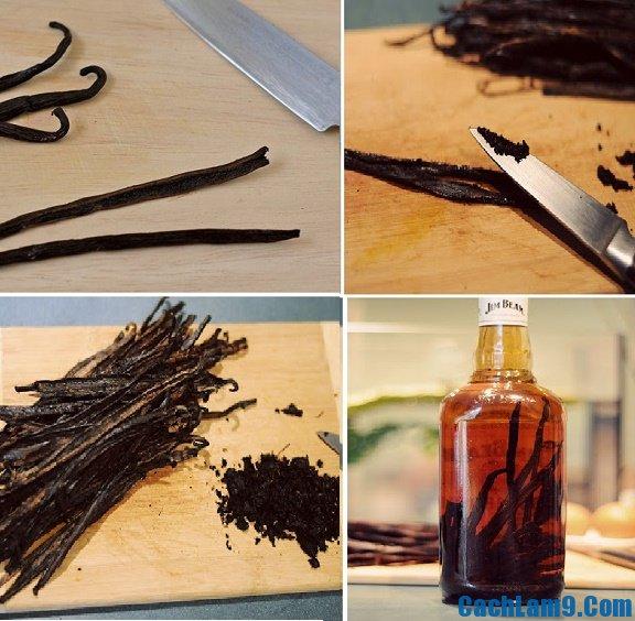 Hướng dẫn cách làm vani đơn giản, quy trình các bước làm vani tại nhà