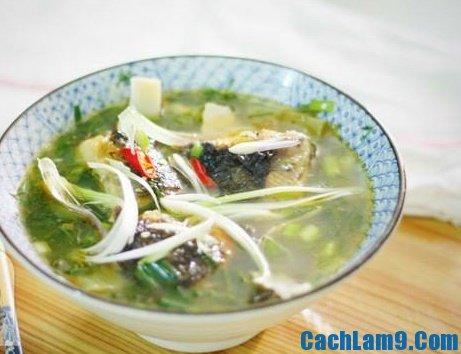 Hướng dẫn nấu canh chua cá trê, kinh nghiệm và cách nấu món canh chua cá trê thơm ngon, không bị tanh