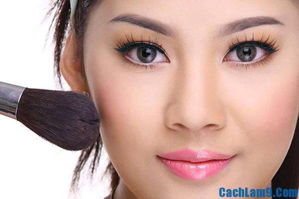 Cách phối màu và trang điểm mắt, phối màu và trang điểm mắt như thế nào đẹp, chuyên nghiệp?