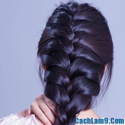 Cách tết tóc đuôi cá, hướng dẫn các bước tự tết tóc đuôi cá dễ thương, đơn giản nhất