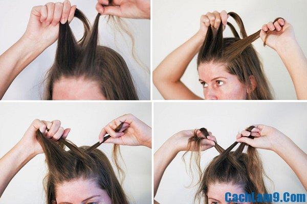Cách tết tóc đuôi cá, làm sao để tết tóc đuôi cá đẹp, xinh lung linh nhanh nhất?