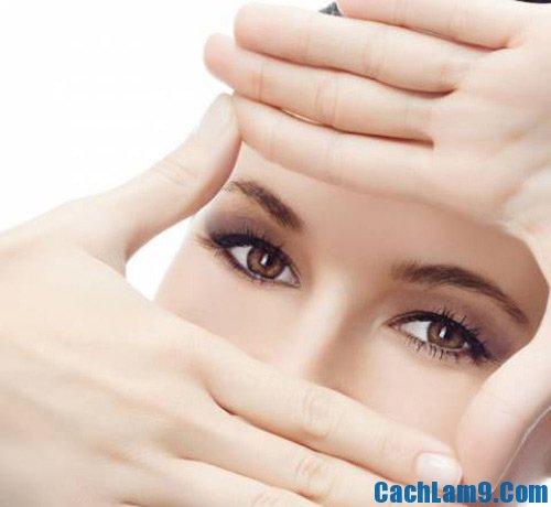 Mẹo trang điểm che quầng thâm mắt đơn giản, nhanh chóng