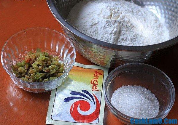 Nguyên liệu làm bánh bao nhân trứng sữa là gì? Bí quyết và quy trình làm bánh bao nhân trứng sữa thơm ngon, mềm xốp tại nhà