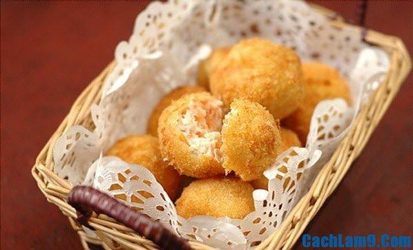 Hướng dẫn làm bánh gà cay chiên giòn ngon khó cưỡng: Làm bánh gà cay chiên thơm ngon tại nhà