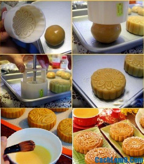 Cách làm bánh trung thu nhân dừa ngon, đơn giản: Bí quyết và mẹo làm bánh trung thu nhân dừa cực dễ tại nhà