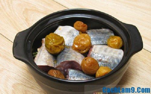 Cách làm cá kho mơ ngâm: Hướng dẫn nấu món cá kho mơ cực thơm ngon, hấp dẫn tại nhà