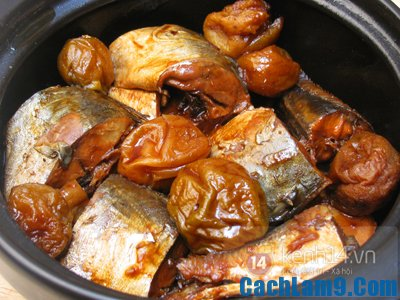 Cách làm cá kho mơ ngâm ngon: Mẹo nấu món cá kho mơ đậm đà ngon cơm