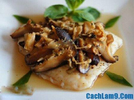 Cách làm cá lóc hấp nấm đông cô thơm ngon, hấp dẫn: Nấu cá lóc hấp nấm đông cô như thế nào?