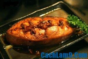 Cách làm cá mè kho nghệ