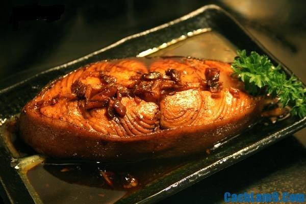 Cách làm cá mè kho nghệ ngon, không tanh cực dễ