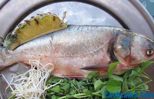 Nguyên liệu, cách làm và bí quyết làm cá mè kho nghệ thơm ngon, không tanh