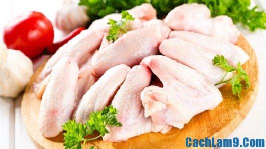 Nguyên liệu làm cánh gà nướng sa tế là gì? Cách làm cánh gà nướng sa tế ngon