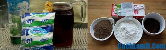 Nguyên liệu làm trà sữa trân châu, làm trà sữa trân châu như thế nào ngon, an toàn và hợp vệ sinh