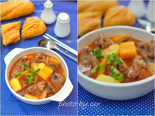 Cách nấu cà ri sườn heo, hướng dẫn tự nấu món cà ri sườn heo thơm ngon tại nhà