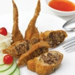 Cách làm cánh gà nhồi nấm