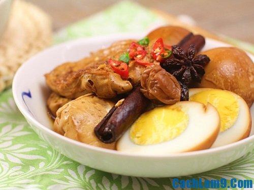 Cách làm đậu phụ kho trứng thơm ngon, chuẩn vị: Nấu đậu phụ kho trứng như thế nào?