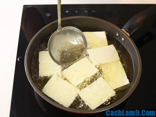 Cách làm đậu phụ kho trứng thơm ngon, hấp dẫn