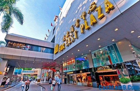 Nên mua sắm ở đâu tại Singapore? Far East Plaza, địa điểm mua sắm chất lượng ở Singapore bạn không nên bỏ lỡ