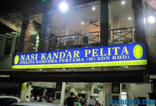 Nên ăn gì, ở đâu khi du lịch Kuala Lumper? Nasi Kandar Pelita, nhà hàng, quán ăn ngon ở Kuala Lumpur