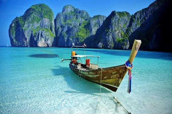 Đảo Phuket có gì hấp dẫn: Vịnh Phang Nga