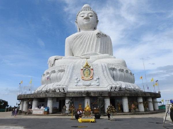 Đảo Phuket có gì hấp dẫn: Tượng Phật Big Buddha Phuket