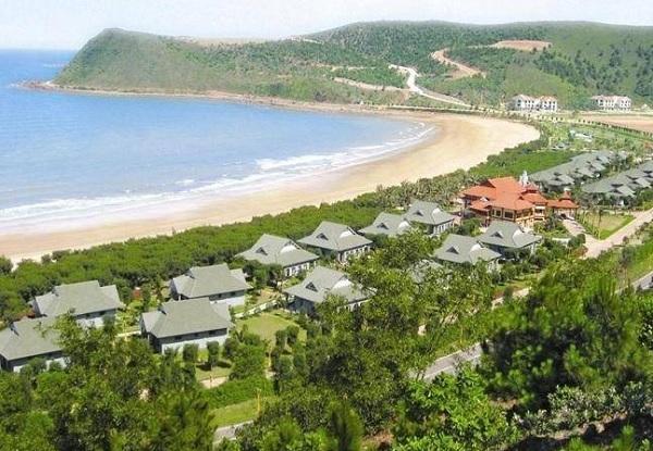 Địa điểm du lịch Cửa Lò. Bãi Lữ Resort. Địa điểm tham quan nổi tiếng ở Cửu Lò