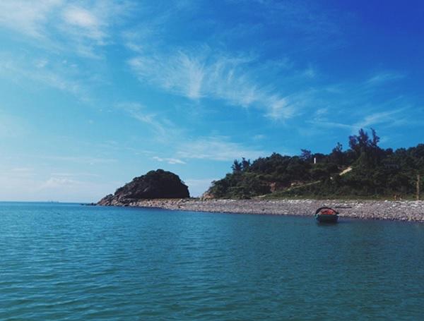 Địa điểm du lịch Cửa Lò. Đảo Hòn Ngư.