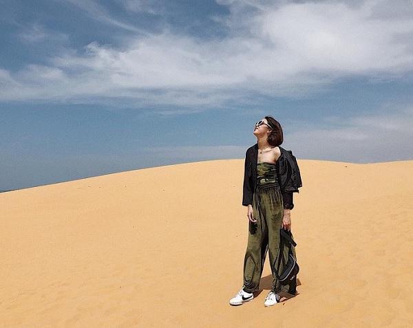 Địa điểm du lịch Mũi Né. Du lịch Mũi Né nên đi đâu chơi? Đồi cát Mũi Né