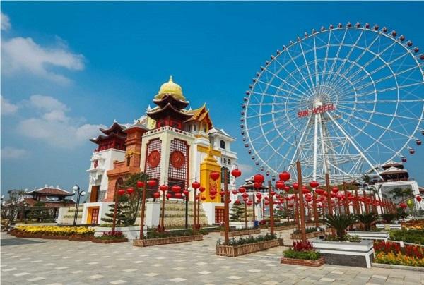 Địa điểm du lịch ở Đà Nẵng đẹp, nổi tiếng: Công viên Asia Park