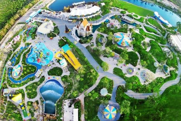 Địa điểm du lịch ở Phú Quốc. Địa điểm du lịch nổi tiếng ở Phú Quốc. Vinpearl Land Phú Quốc