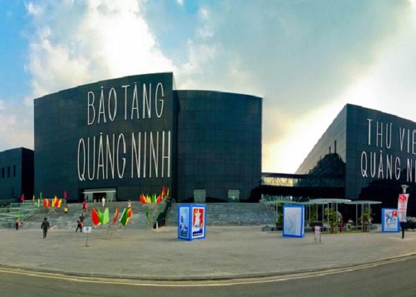 Địa điểm vui chơi ở Hạ Long. Bảo tàng Quang Ninh. Địa điểm vui chơi ở Hạ Long