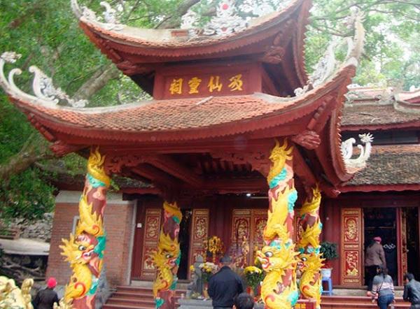 Du lịch Sầm Sơn nên đi đâu? Địa điểm du lịch nổi tiếng ở Sầm Sơn. Chùa Cô Tiên