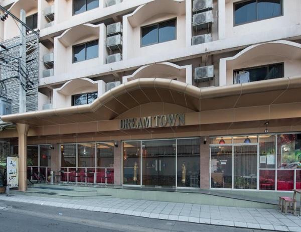 Khách sạn ở Bangkok Thái Lan. Du lịch Bangkok Thái Lan nên thuê khách sạn nào ở? Khách sạn Dream Town Hotel