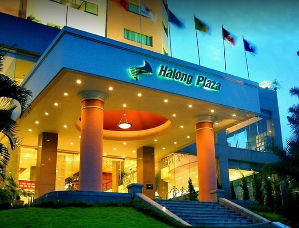Khách sạn ở Hạ Long. Khách sạn tốt nhất ở Hạ Long. Khách sạn HALONG PLAZA