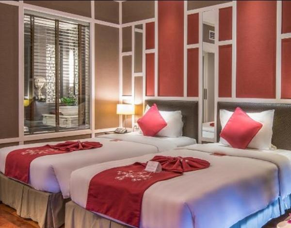 Địa chỉ khách sạn giá rẻ ở Hạ Long. Khách sạn ở Hạ Long. khách sạn ROYAL LOTUS Hạ Long
