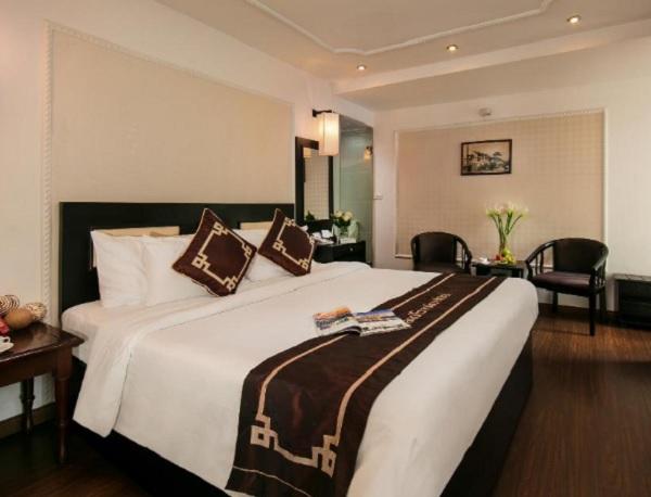 Khách sạn tốt nhất ở Hà Nội. Khách sạn ở Hà Nội. Khách sạn Hanoi Emotion Hotel