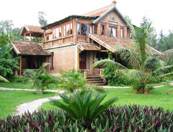 Khách sạn ở Sầm Sơn Thanh Hóa. Vạn Chài Resort - Sầm Sơn